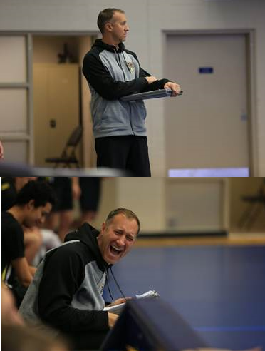 Volleyball BC Coach of the Year!