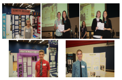 Congratulations KLO Regional Science Fair Participants