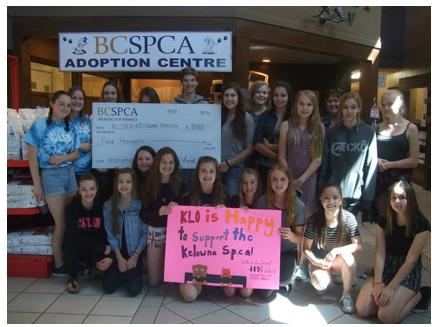 SPCA Donation