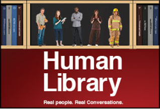 Human Library Volunteers Needed